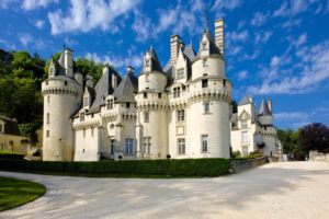 Ussé Castle in the Loire Valley