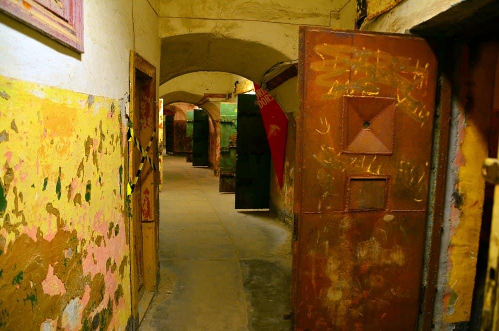 Paterei Prison Tallinn Estonia