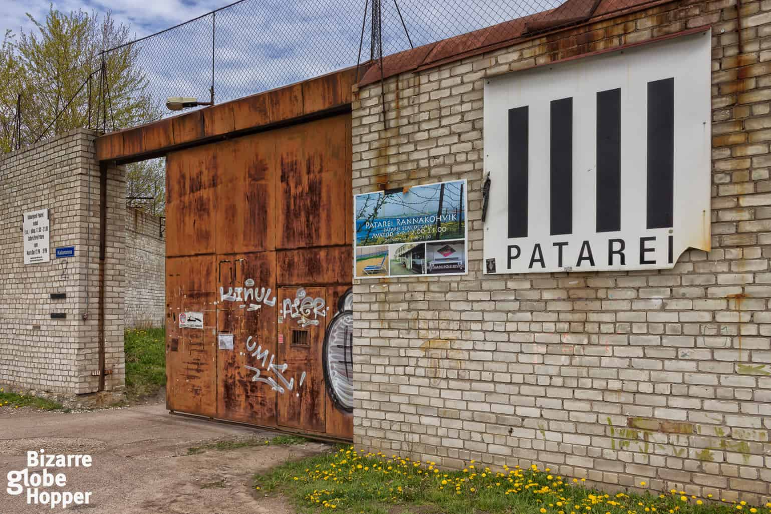 Paterei Prison in Tallin Estonia