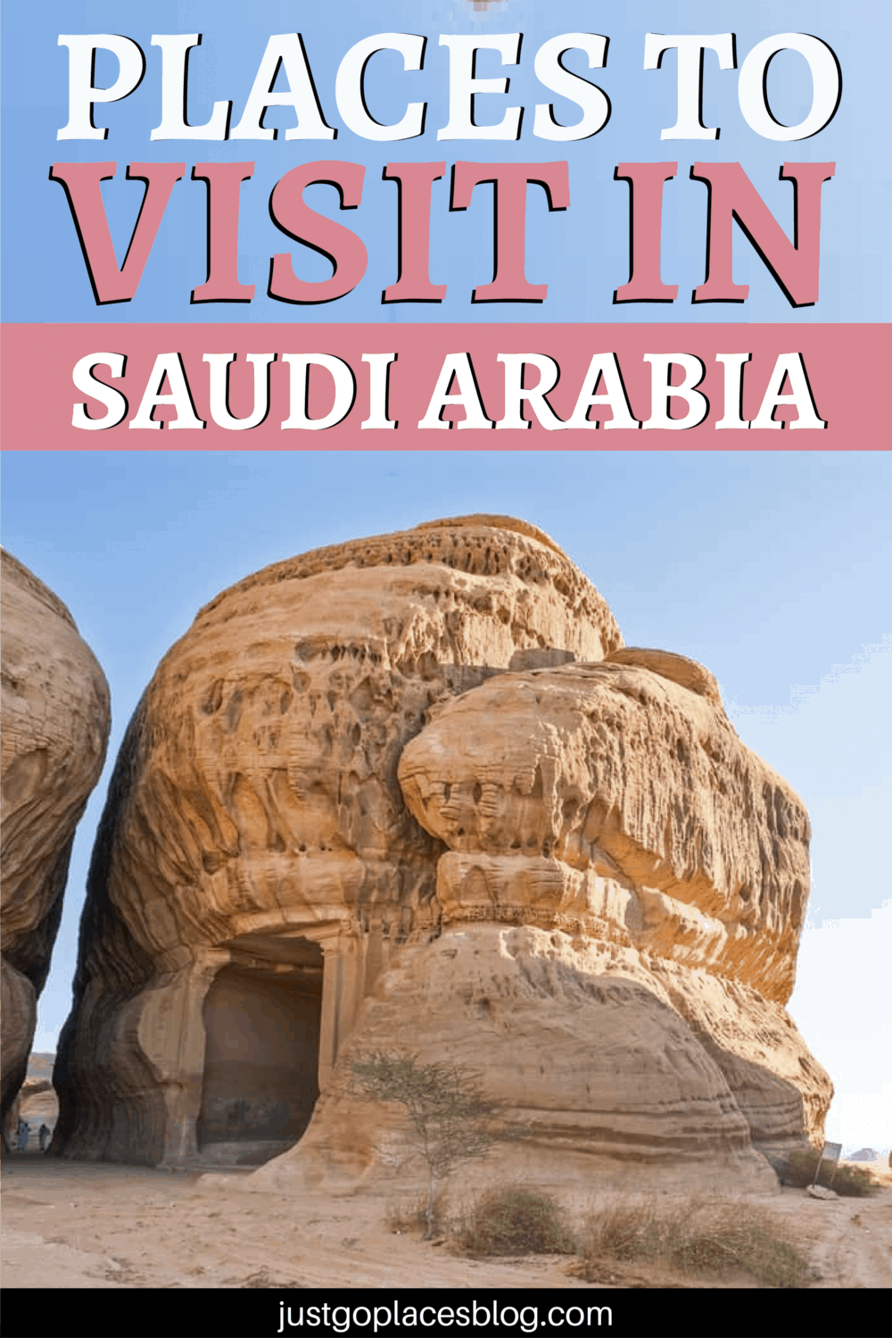 Places to stay in Saudi Arabia