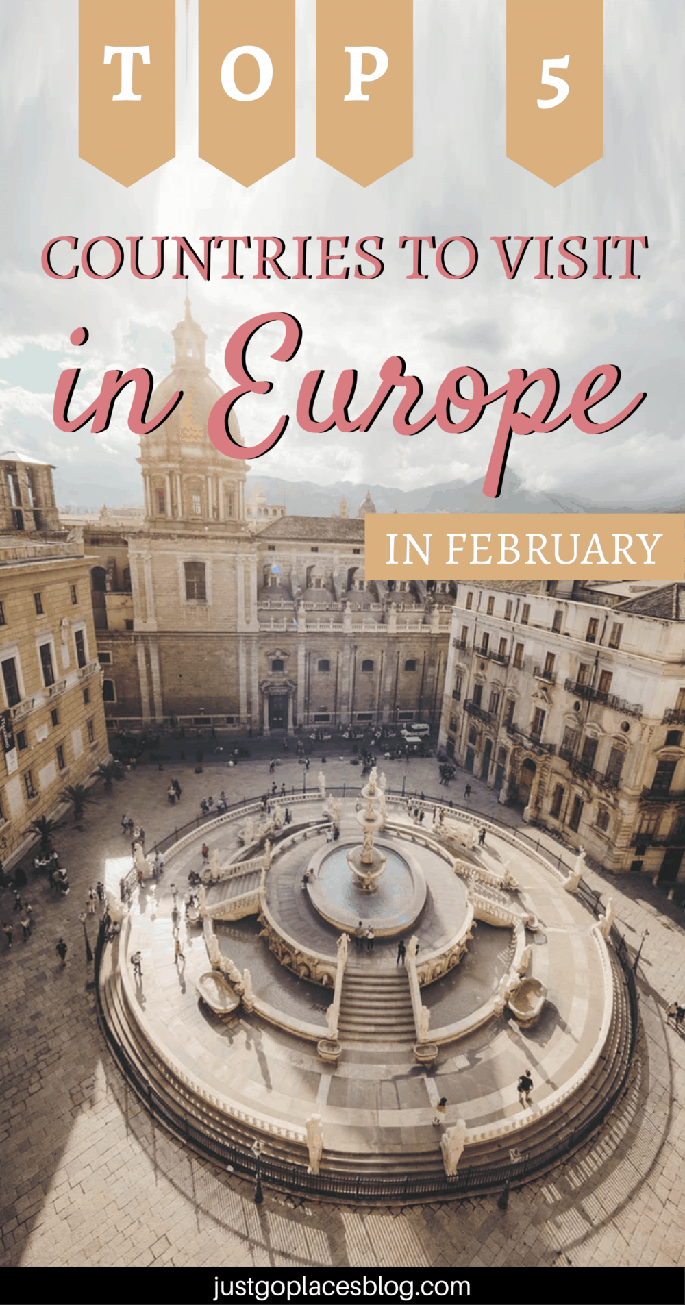 Top 5 Countries To Visit in February in Europe