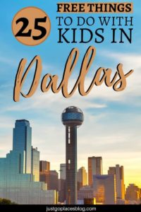 25 Free, Fabulous AND Fun Things To Do In Dallas With Kids