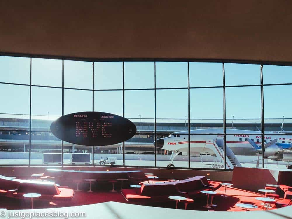 Why the TWA Hotel at the Jet Blue Terminal JFK Will Raise Your Expectations F