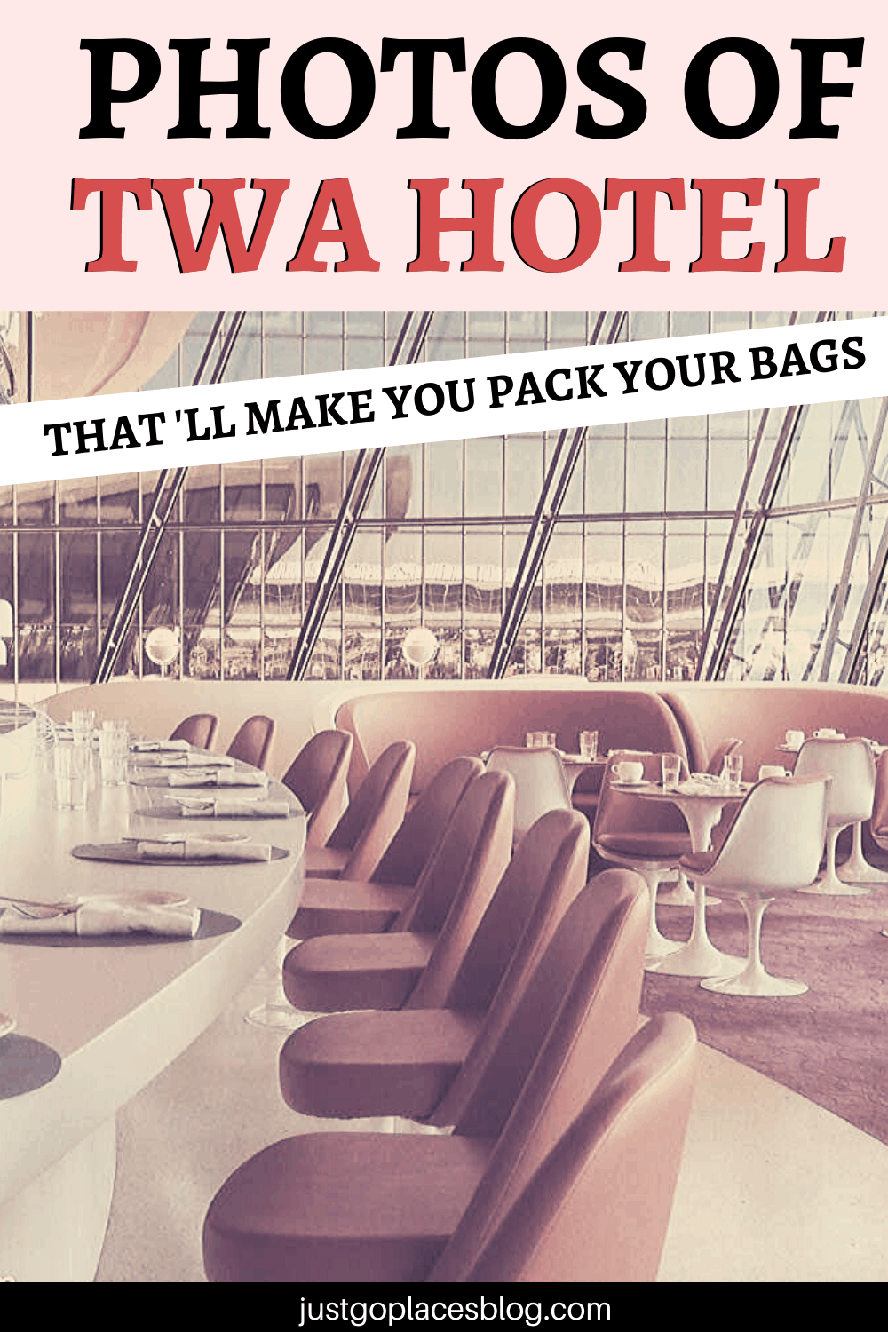 why the TWA Hotel will make you pack your bags to stay