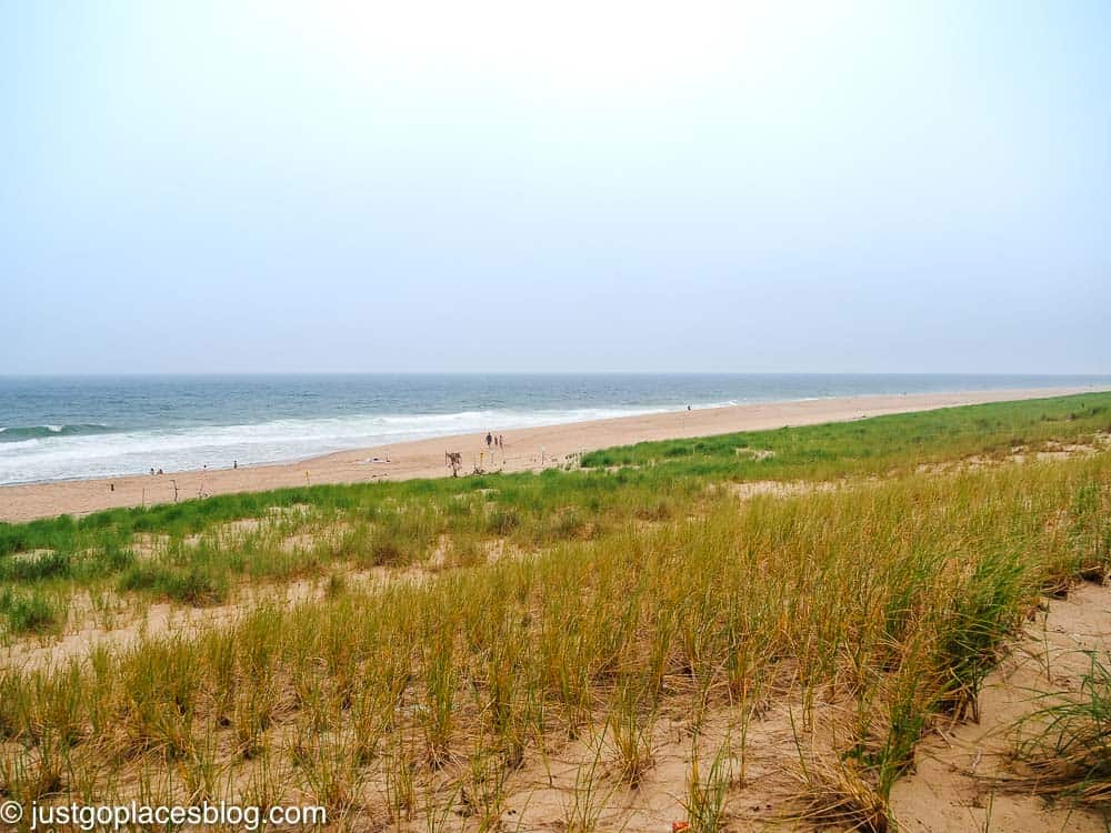 Coast Guard Beach in Eastham