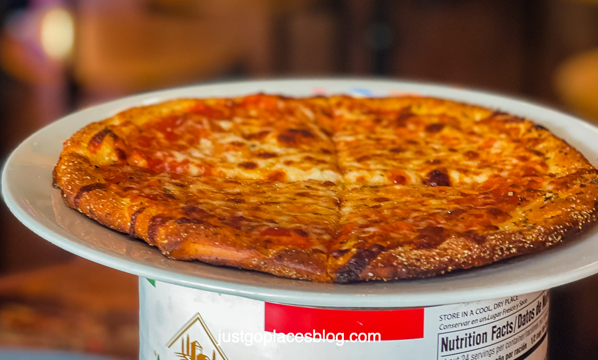 sam and greg's cheese pizza single serving